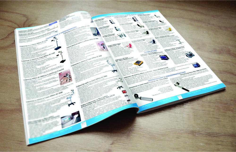Catalog - Brosura Totalmed
