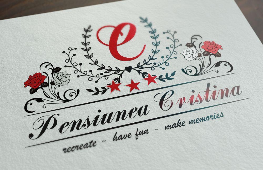 Pensiunea Cristina Rasnov - logo