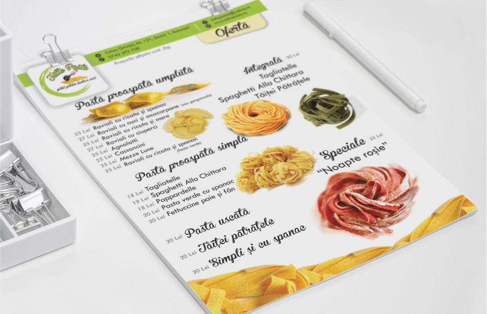 Oferta Paste Italienesti