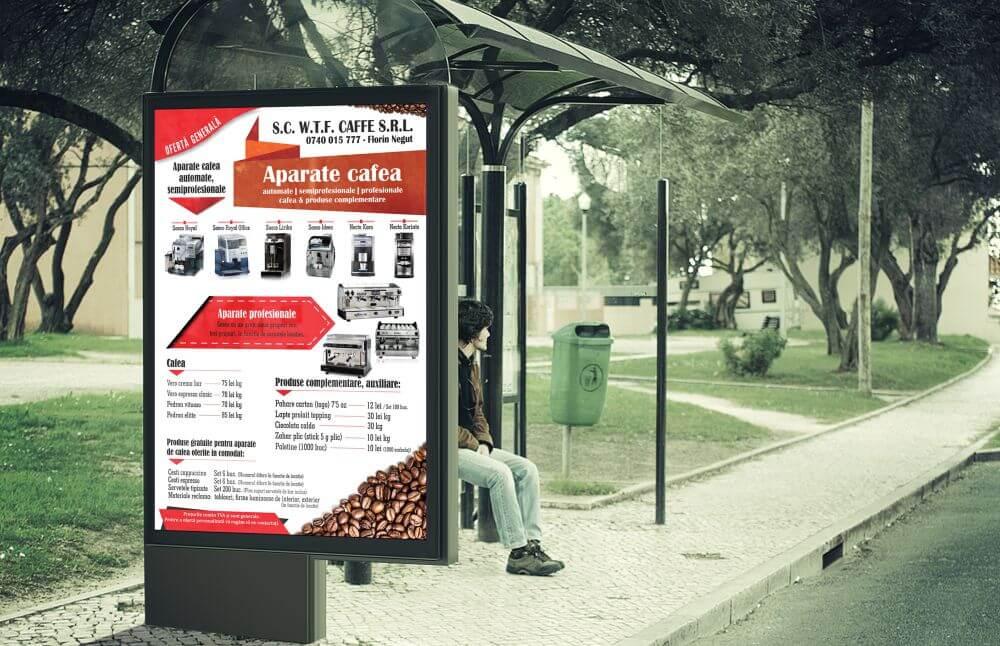 grafica-vizual-afis-exterior-automate-cafea